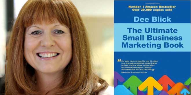 26: Dee Blick – Small business marketing strategies